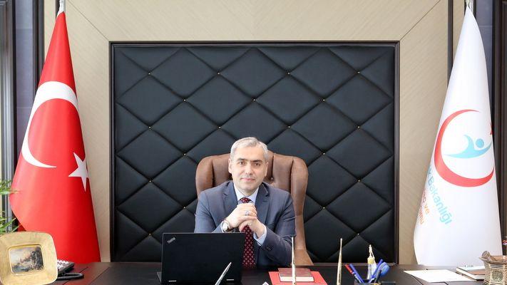 TİTCK BAŞKANI DR. HAKKI GÜRSÖZ'ÜN 19 MAYIS ATATÜRK'Ü ANMA GENÇLİK VE SPOR BAYRAMI MESAJI
