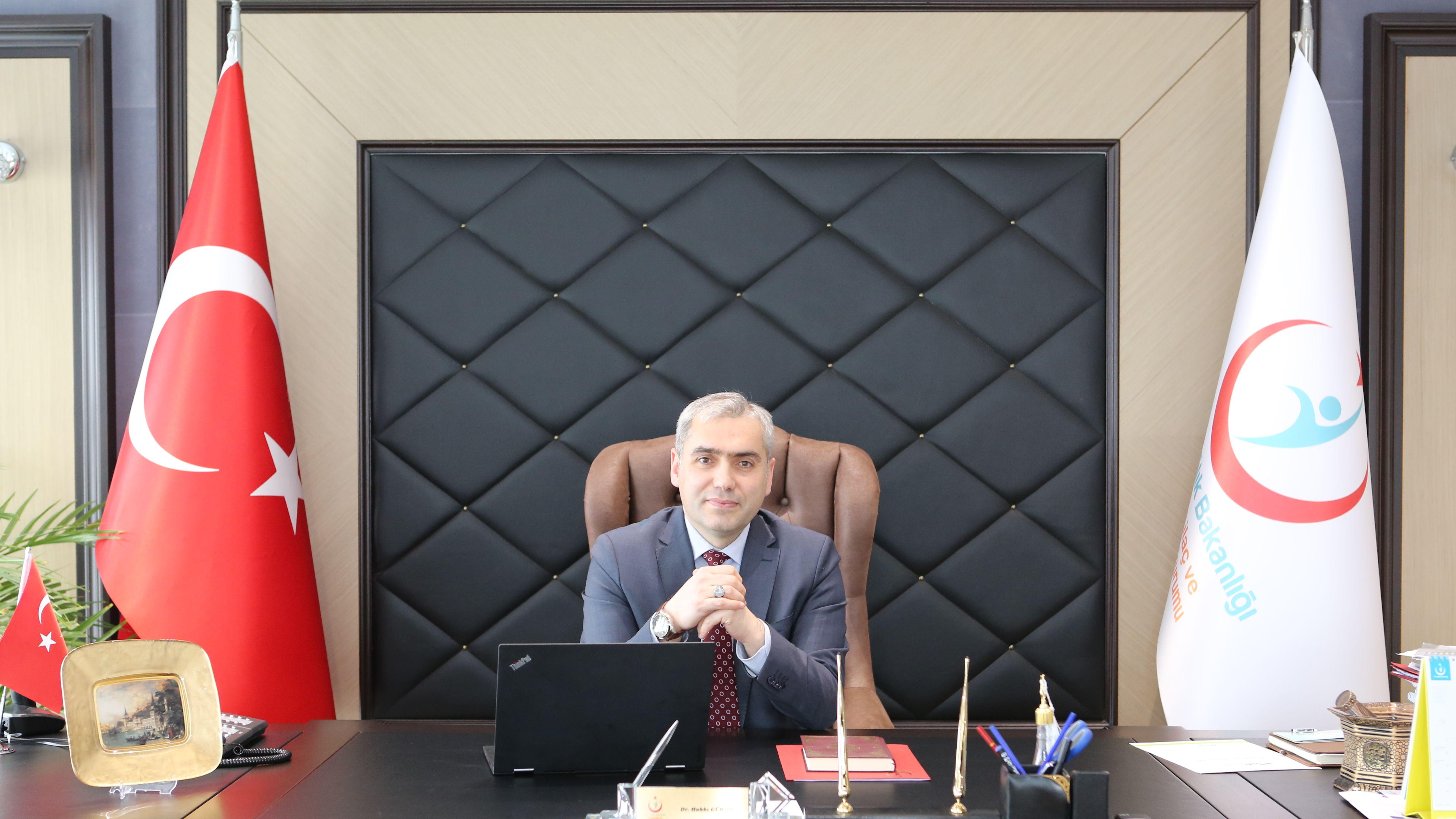 TİTCK BAŞKANI DR. HAKKI GÜRSÖZ'ÜN 1 MAYIS EMEK VE DAYANIŞMA GÜNÜ MESAJI