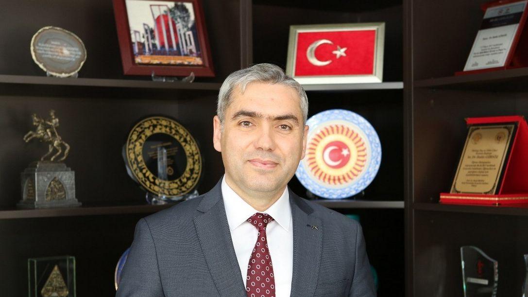 TİTCK BAŞKANI DR. HAKKI GÜRSÖZ'ÜN YIL SONU MESAJI