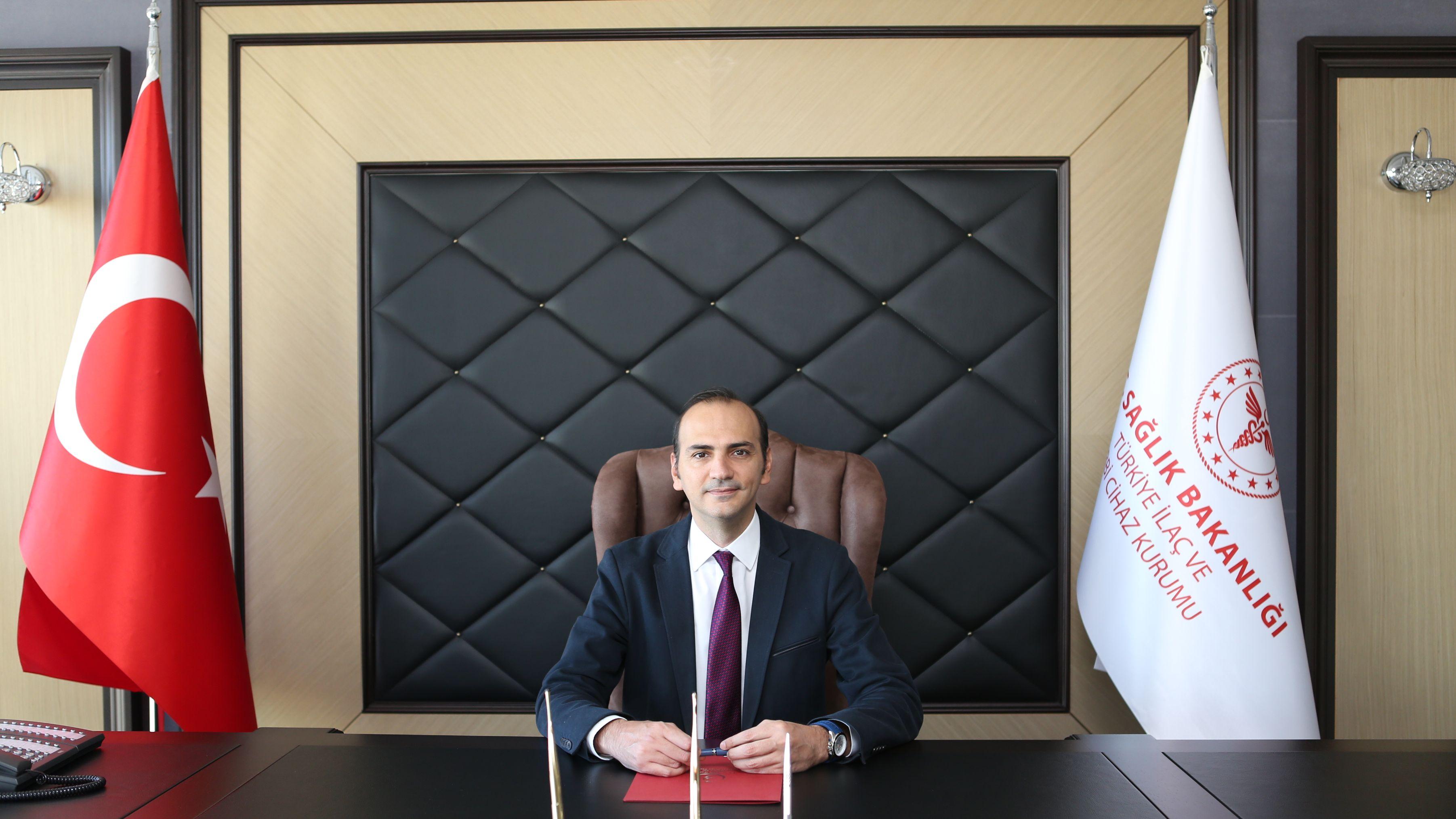 TİTCK BAŞKANI DOÇ. DR. TOLGA TOLUNAY'IN YIL SONU MESAJI