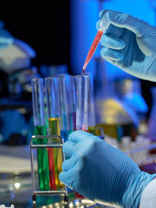 Biyosidal Ürün Laboratuvarı